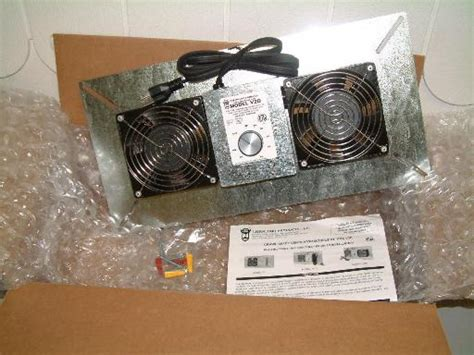 crawl space fan with humidistat volko supply foundation crawl space ventilation