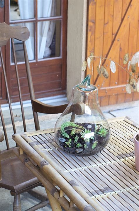 Fabriquer Un Terrarium by Fabriquer Un Terrarium Pour L Automne