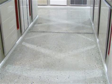 concrete polished floor polished concrete pros and cons