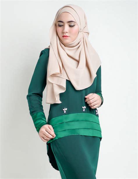 pola baju kurung moden zip belakang baju zip belakang nisha collection baju kurung kanak