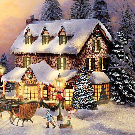 christmas village devotion painter of light heavenly devotions