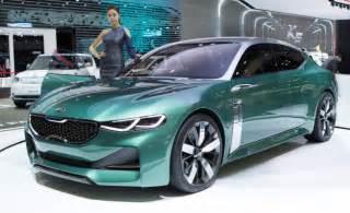 Future Kia Kia Shows Stunning Novo Concept At Seoul Auto Show