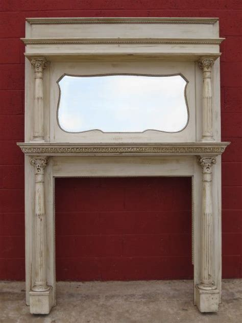 fireplace der parts 1000 ideas about mantle mirror on mantles