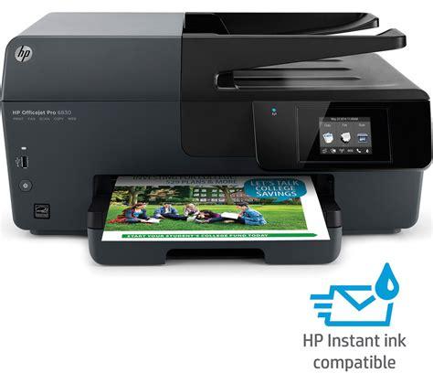 hp office hp officejet pro 6830 all in one wireless inkjet printer