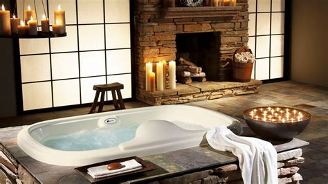 luxury design spa like bathroom design