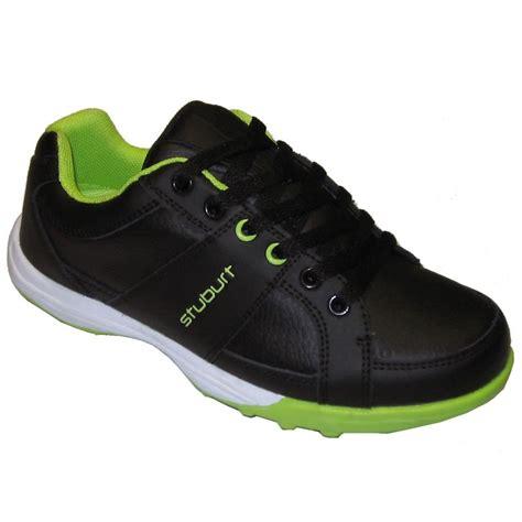 kid golf shoes 2014 stuburt junior spikeless golf shoes ebay