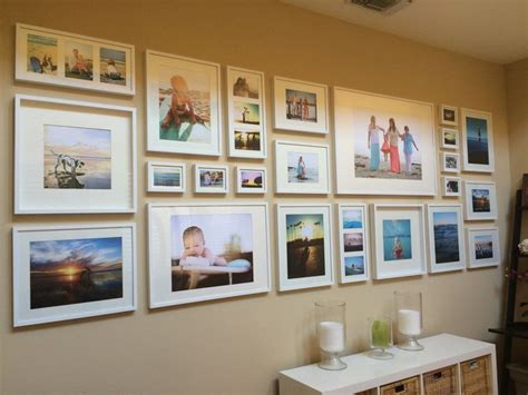 pinterest gallery wall 25 best ideas about white picture frames on pinterest
