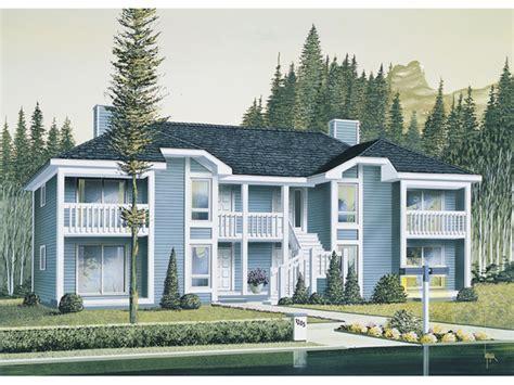 fourplex house plans harborview two story fourplex plan 008d 0034 house plans and more