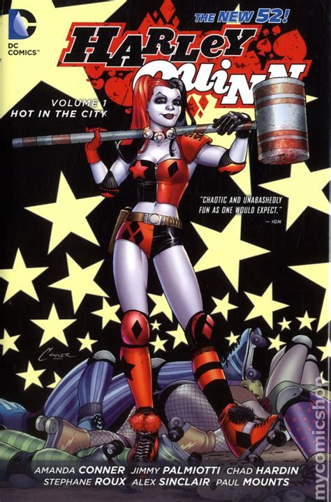 harley quinn at high dc books harley quinn hc 2014 2017 dc comics the new 52 comic books