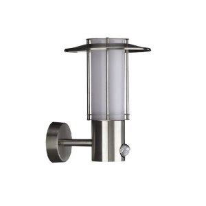stainless steel monaco outdoor wall light with pir sensor 22 best lights images on appliques sconces