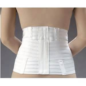 Back Support For by Lumbar Support Brace Ventilated Back Support