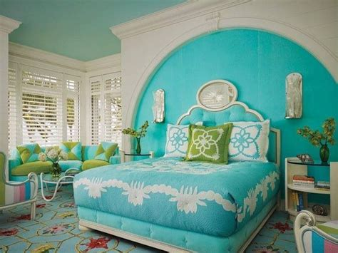 Light Turquoise Bedroom Wow Light Turquoise Bedroom 75 With A Lot More Inspiration Interior Home Design Ideas With Light