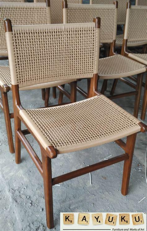 Kursi Cafe Rotan Sintetis kursi rotan sintetis mebel jepara furniture minimalis