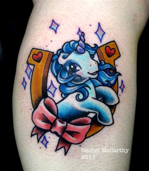 my little pony tattoo designs my pony if i got a