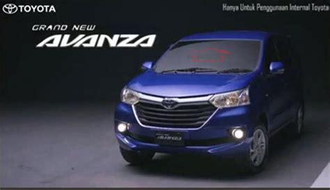 Lu Belakang Grand New Avanza bocoran harga grand new avanza mobil123 portal