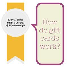 How Do Amazon Gift Cards Work - punch card points mobile apps pinterest