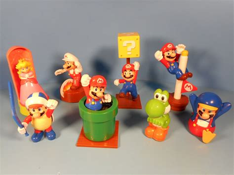 cuisine mcdo jouet 2014 mario set of 8 mcdonald s meal kid s