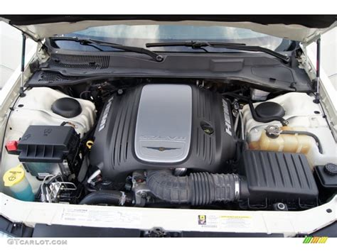 Chrysler 300 Engine Specs by 2006 Chrysler 300 C Hemi 5 7 Liter Hemi Ohv 16 Valve V8