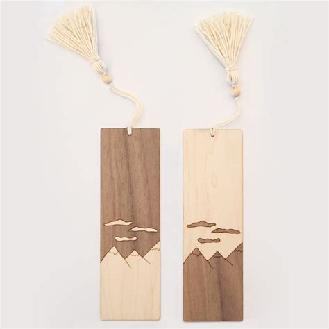 wood veneer craft projects 17 best images about bookmarks zakładki on