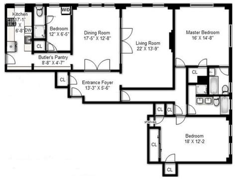 types of apartment layouts nyc condo floor plans meze blog