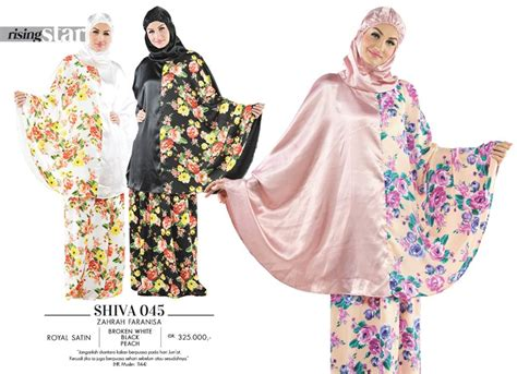 Mukena Shiva 051by Humairaready Purpe mukena tatuis season 3 th 2016 shiva 046 distributor baju muslimah