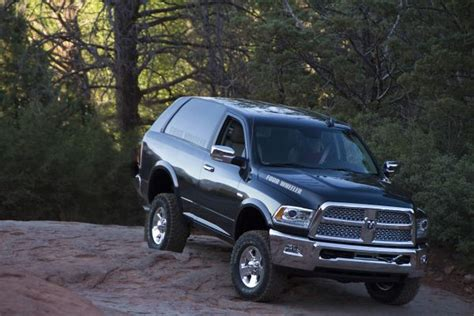 Dodge Ramcharger 2020 by 2020 Ram Ramcharger Release Date Price Package Trim