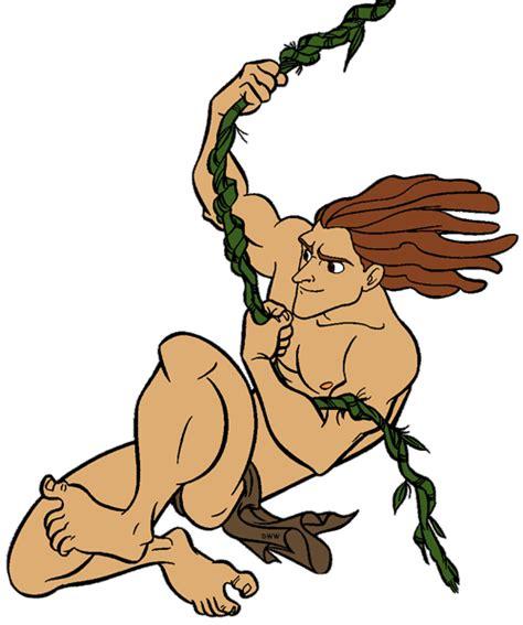 tarzan the jungle man swinging from a rubber band image tarzan vine gif disney wiki fandom powered by