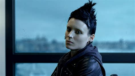 the girl with the dragon tattoo cast sony sets with the sequel with new