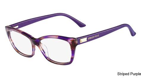 buy emilio pucci ep2710 frame prescription eyeglasses