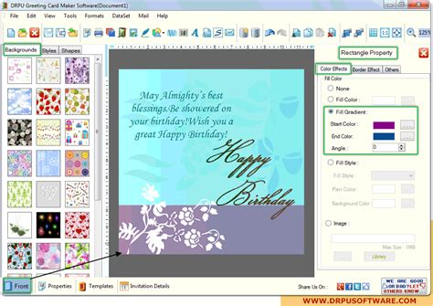 software for greeting cards drpu greeting card maker software design new