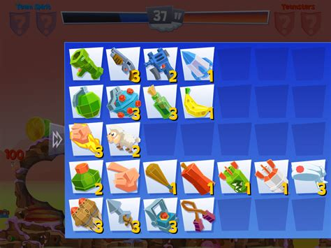 worm apk exclusive team17 unveils worms 4 with faction battles new weapons and loot worms 4
