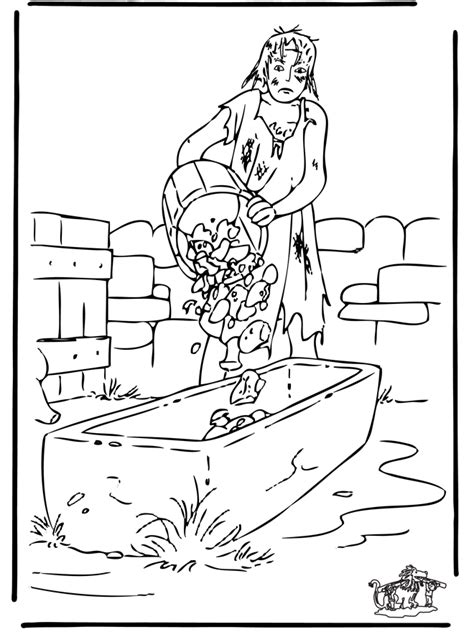free salt and light coloring pages