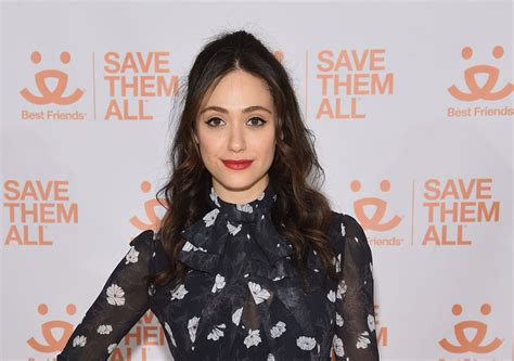 emmy rossum father emmy rossum reflects on the pain of not having her dad at