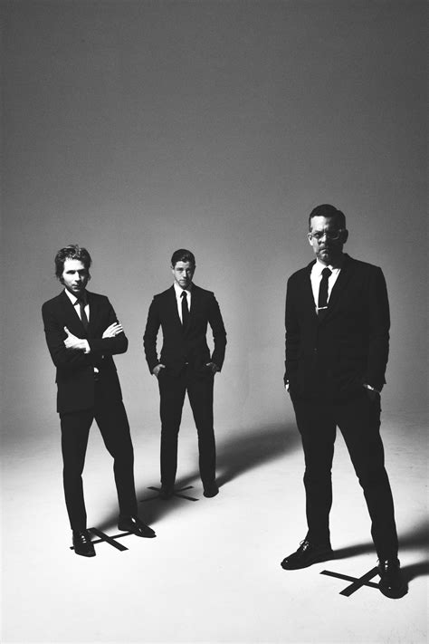 Interpol Premieres 'All the Rage Back Home' Video