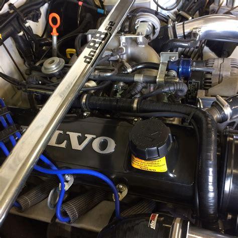 volvo  turbo   crankcase vent hose  dose
