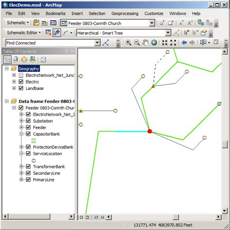 rotate layout view arcgis exercise 3 editing and layout of schematic diagrams help