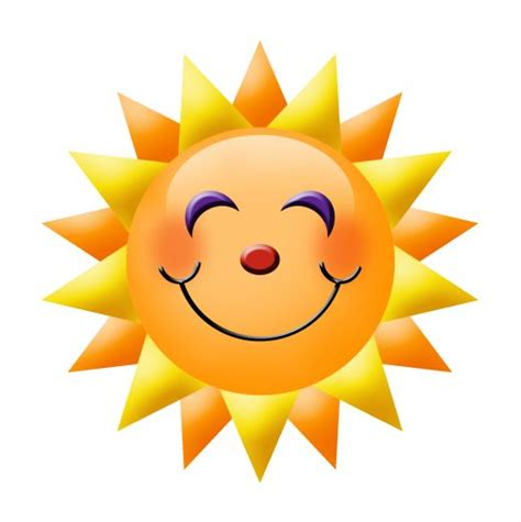 Sunshine smiley face clipart free clip art images image #344 Jpeg Clip Art Free Images