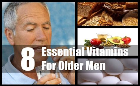 8 Essential Vitamins For by 8 Essential Vitamins For Important Vitamins