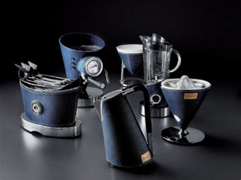 individual by bugatti luxury leather denim kitchen appliances appliances table setting