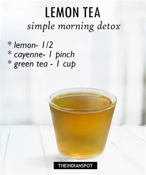 Lemon Water Detox Reviews by Lemon Honey Cayenne Pepper Cleanse Recipe