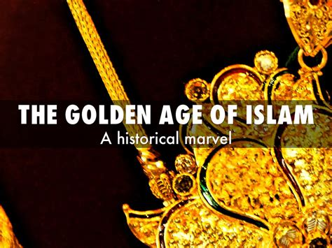the golden age of the golden age of islam by sorin slater