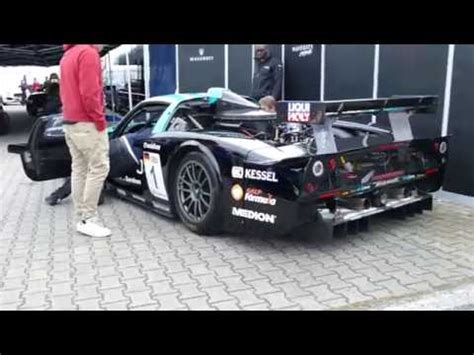 maserati v12 engine maserati mc12 gt1 v12 engine start sound