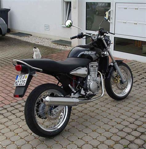 Mz Motorrad Rt 125 by Mz Mz Rt 125 Moto Zombdrive