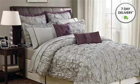 28 best groupon comforter set pierre marc comforter