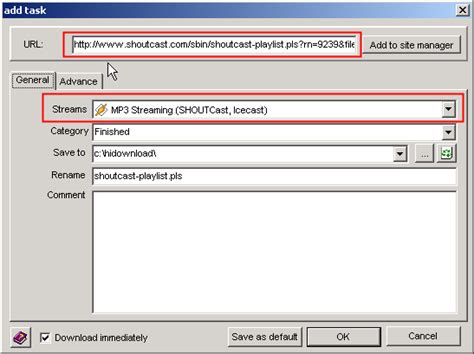 Divshare Streams Your Mp3 Files For Free by Shoutcast Ripper Record Save Rip Shoutcast And