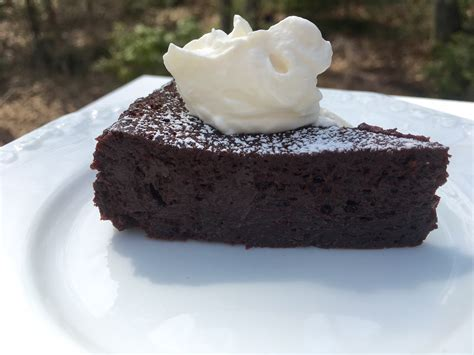 Flourless Chocolate Cake For Passover by Intensely Chocolate Flourless Cake For Passover