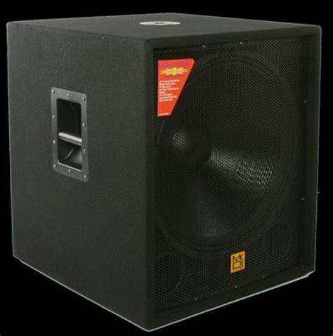 Speaker Subwoofer 21 Inch mr dj mon21sub 21 quot 8000 watt passive dj pro audio subwoofer enclosure