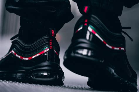 Undftd X Nike Air Max 97 Black undefeated x nike air max 97 black