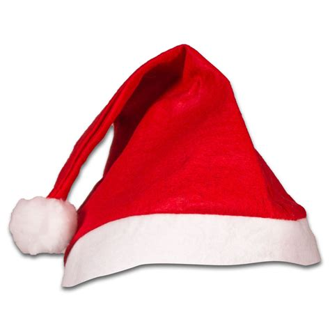 lighted santa claus hats red felt santa hats hats products under 1 00