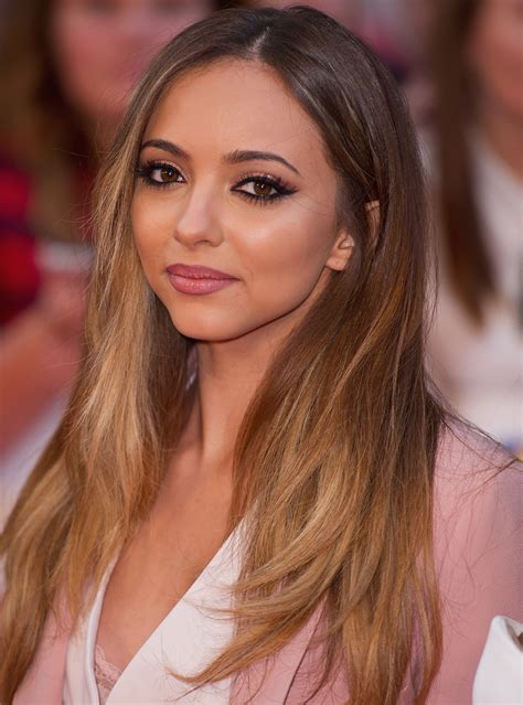 jade thirlwall hair little mix singer shows off a